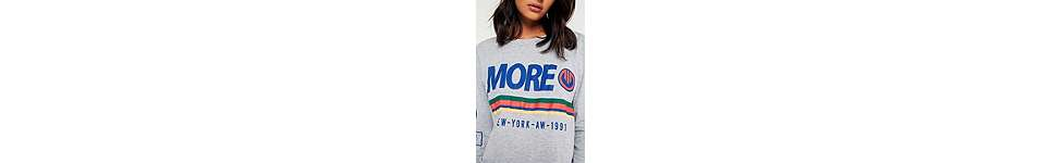 Thumbnail View 3: Urban Outfitters More Long Sleeve T-Shirt