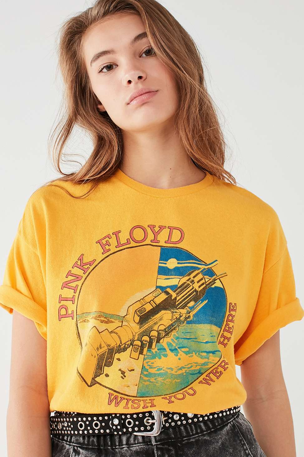 Slide View: 2: Junk Food Pink Floyd T-Shirt