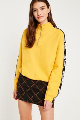 Urban Outfitters - UO Never Ending Pelmet Skirt, Black