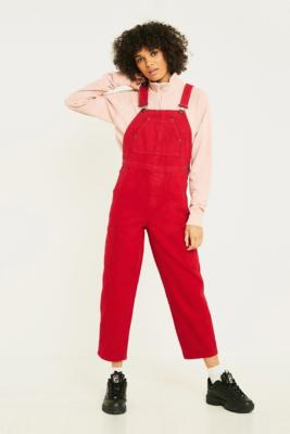 73bc25aad64c bdg-red-workwear-dungarees by bdg-shoppen