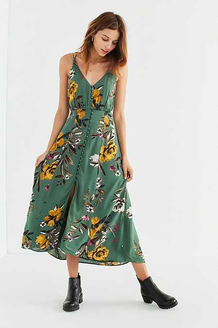 Women S Midi Dresses Tunics Sheer Amp Knee Length Urban