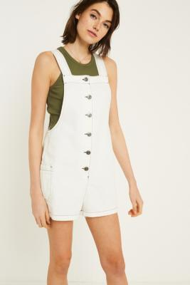 Bdg   Combishort à Coutures Contrastantes by Bdg