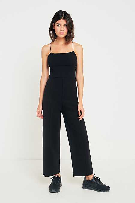 Pins & Needles Audrey Square Neck Jumpsuit