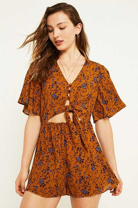 "Urban Outfitters – Kurzoverall ""On The Run"""