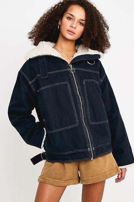 Vestes Pour Femme Et Manteaux Fr Bombers Urban Outfitters HErHqvZx