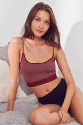 Out From Under - Out From Under Markie Seamless Cropped Cami, Assorted