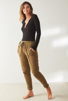 Out From Under - Out From Under Gia Joggers, CHARTREUSE