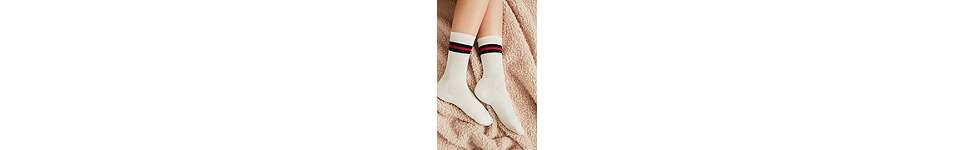 Thumbnail View 3: Navy Sport Stripe Socks