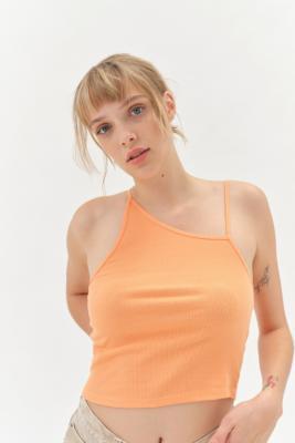 UO - Caraco asymétrique Bea - Urban Outfitters - Modalova