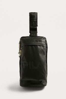 Fila - FILA Marshall Black Sling Bag, black