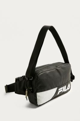 Fila - FILA Hale Black Bum Bag, black