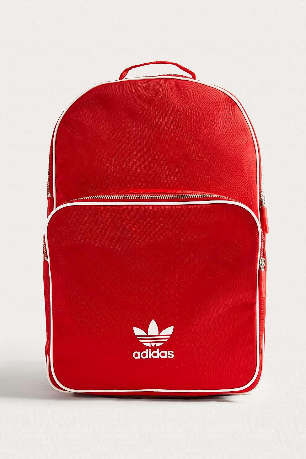 Sacs Adidas adiColor rouges d47DbKh