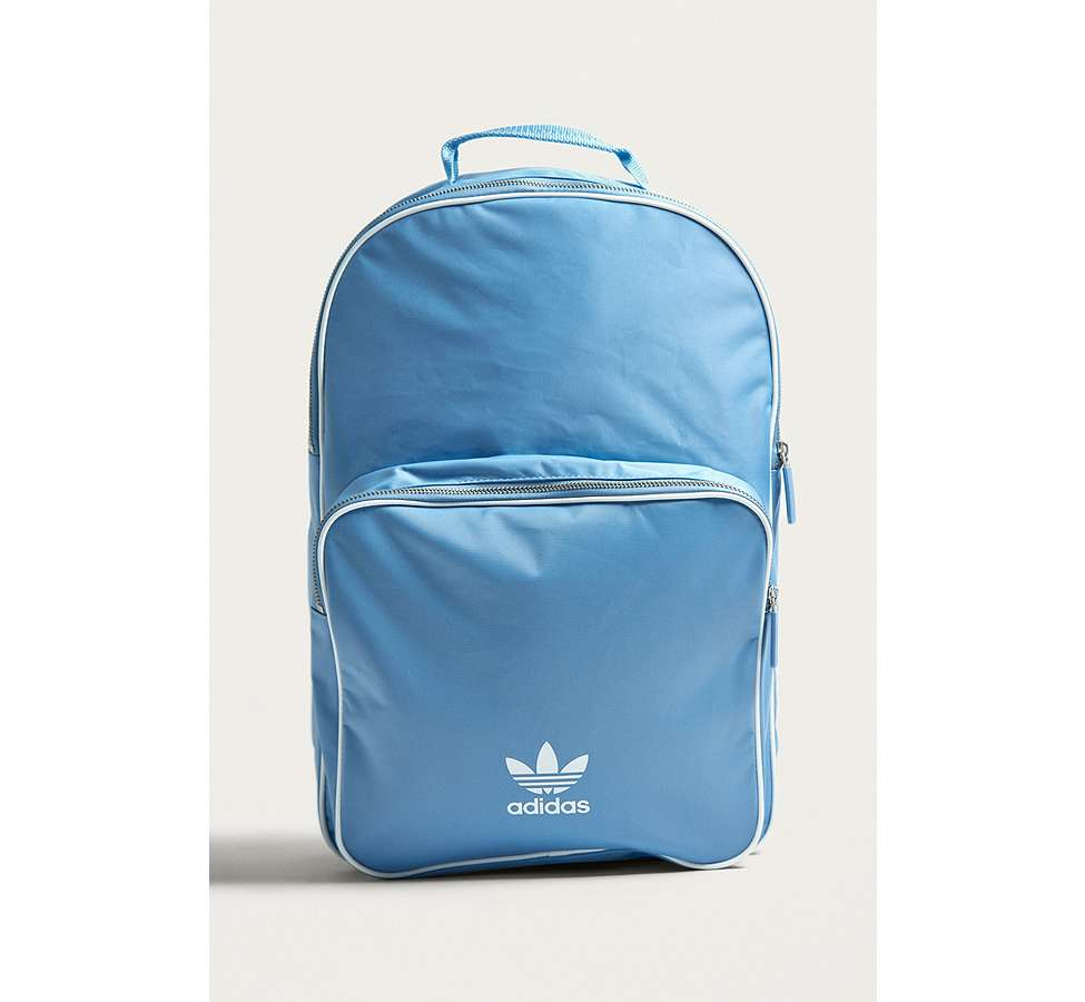"Slide View: 1: adidas Originals – Rucksack ""Adicolor"" in Blau"