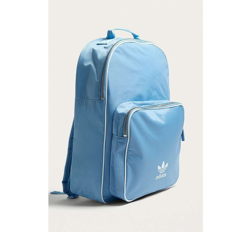 "Slide View: 4: adidas Originals – Rucksack ""Adicolor"" in Blau"
