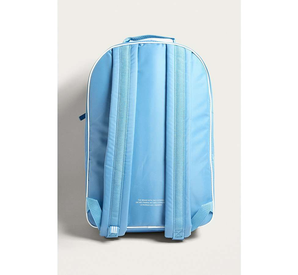 "Slide View: 5: adidas Originals – Rucksack ""Adicolor"" in Blau"