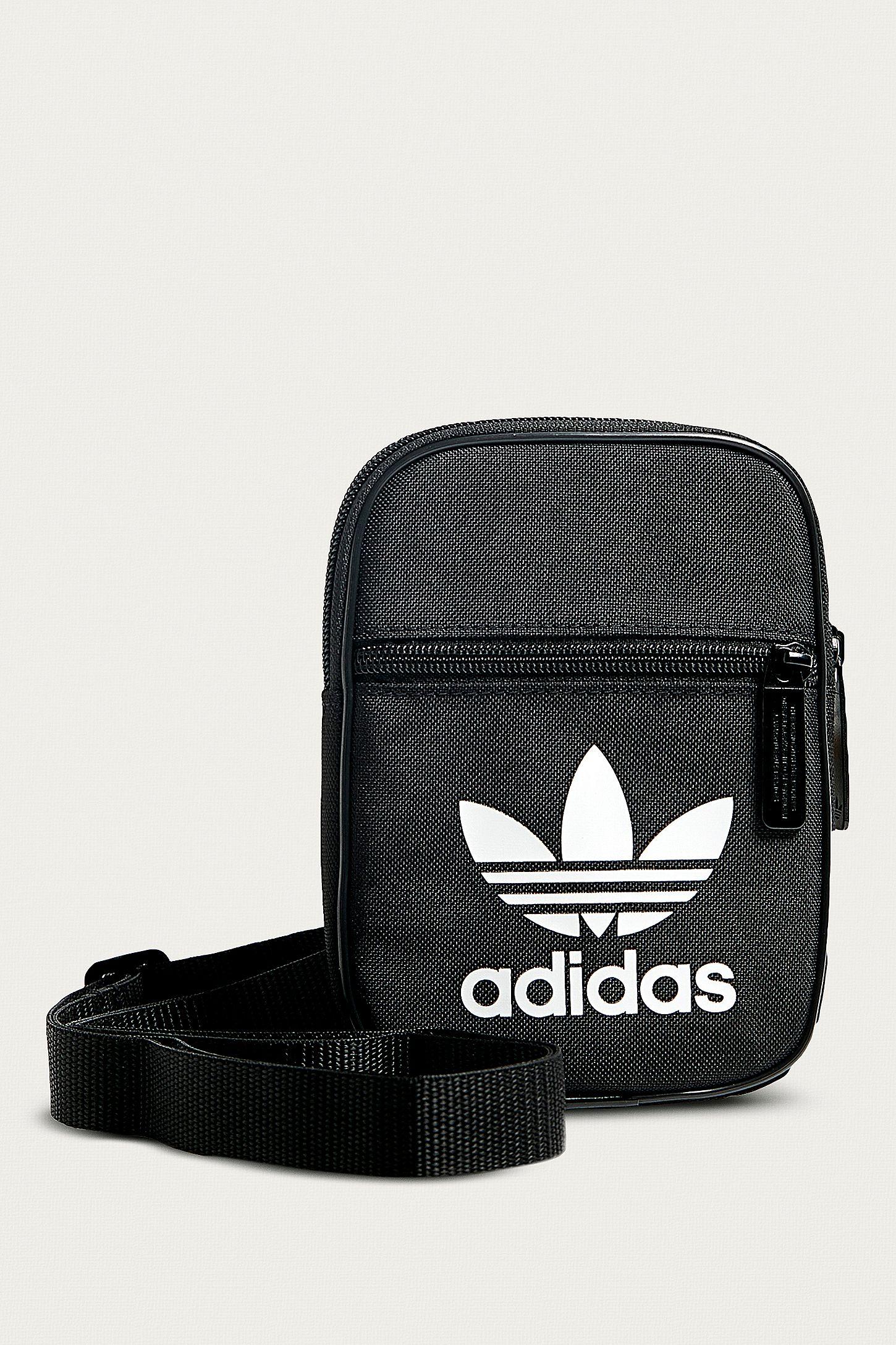 adidas Originals Trefoil Festival Crossbody   Urban Outfitters UK 992233eebd