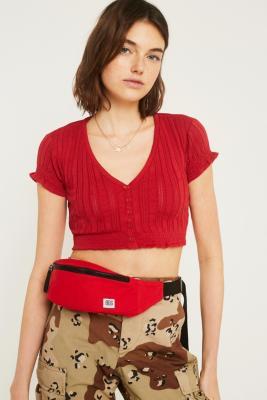 BDG - BDG Bum Bag, red