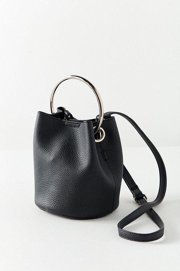 Ring Handle Mini Bucket Bag Urban Outers Uk