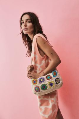 UO - Sac à bandoulière en crochet - Urban Outfitters - Modalova