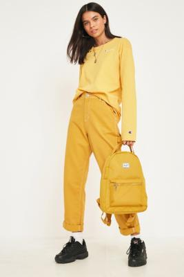Herschel Supply Co. Nova Yellow Mini Backpack - Womens ALL