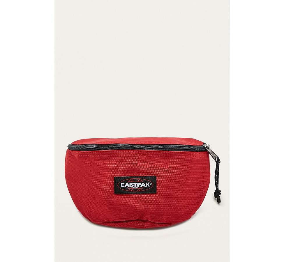 Slide View: 2: Eastpak Springer Red Bum Bag