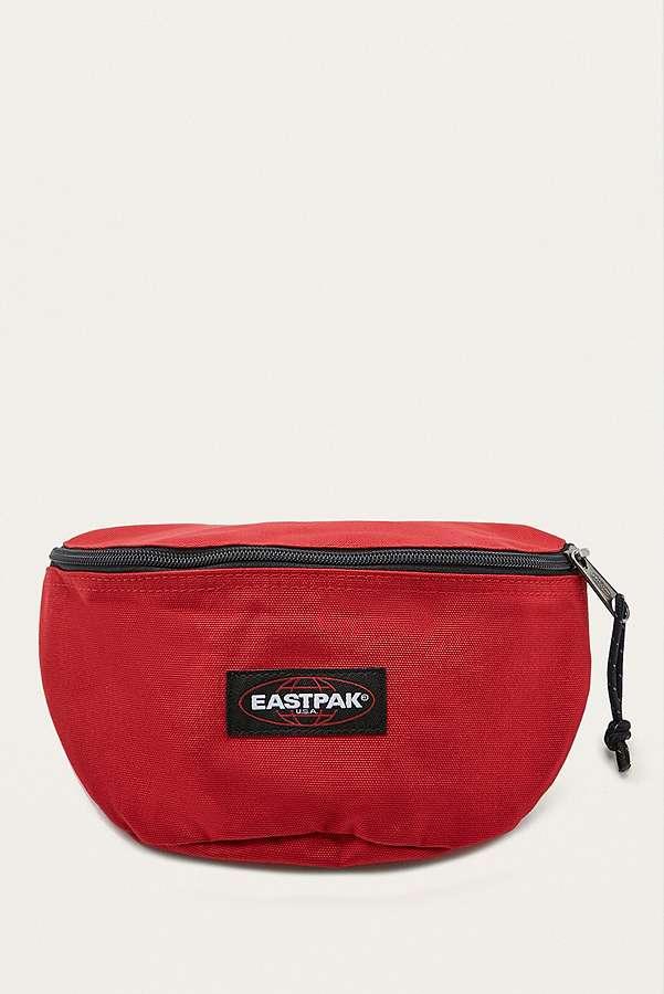 eastpak springer red bum bag urban outfitters. Black Bedroom Furniture Sets. Home Design Ideas