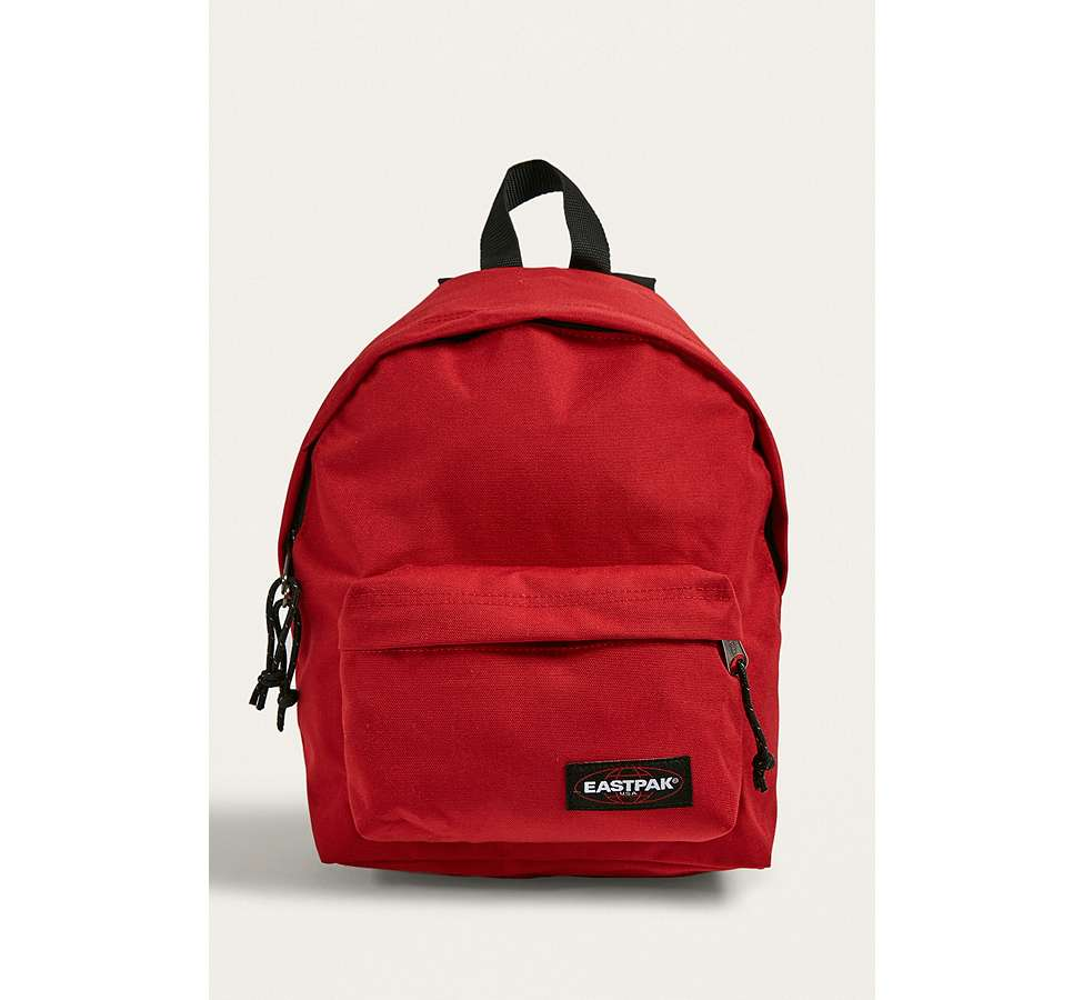 Slide View: 1: Eastpak - Sac à dos Orbit XS pomme rouge