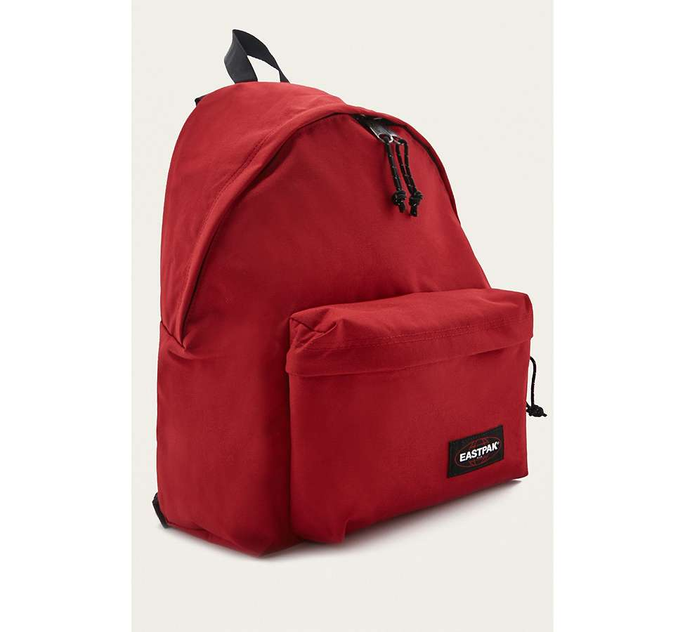 Slide View: 3: Eastpak Padded Pak'R Apple Pick Red Backpack