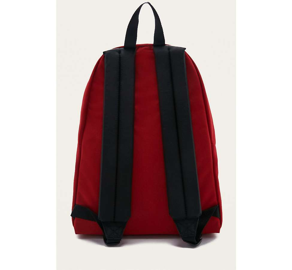 Slide View: 5: Eastpak Padded Pak'R Apple Pick Red Backpack