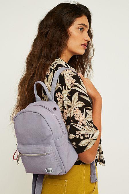 0b0d9df4897f BDG Mini Canvas Backpack