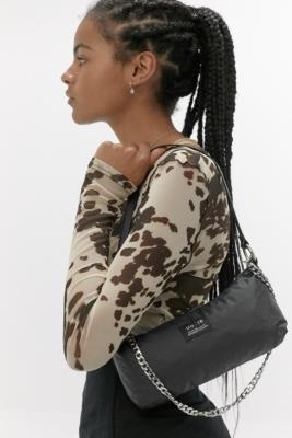 UO Chain Strap Shoulder Bag - Black ALL at Urban Outfitters