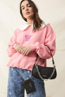 UO - Sac à bandoulière à chaîne Hannah - Urban Outfitters - Modalova