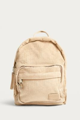 BDG - BDG Mini Corduroy Backpack, Ivory