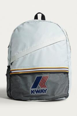 K-way - K-Way Grey Packable Backpack, grey