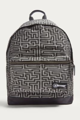 Eastpak - YMC x Eastpak Wyoming Maze Backpack, Grey
