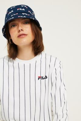 Fila - FILA Bucket Hat, blue