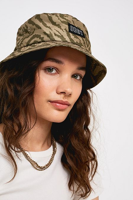 OBEY Mad River Bucket Hat a1bb66c4bca