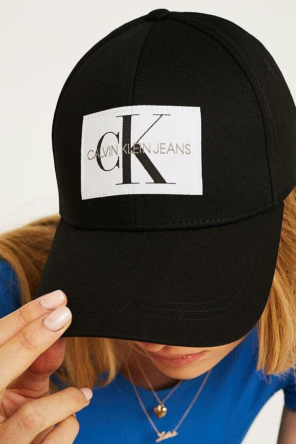 ... Slide View 3 Calvin Klein Monogram Logo Baseball Cap save off 860fe  f01db . ... 48c460ce4e09