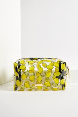 Skinnydip Lemon Print Make Up Bag by Urban Outfitters
