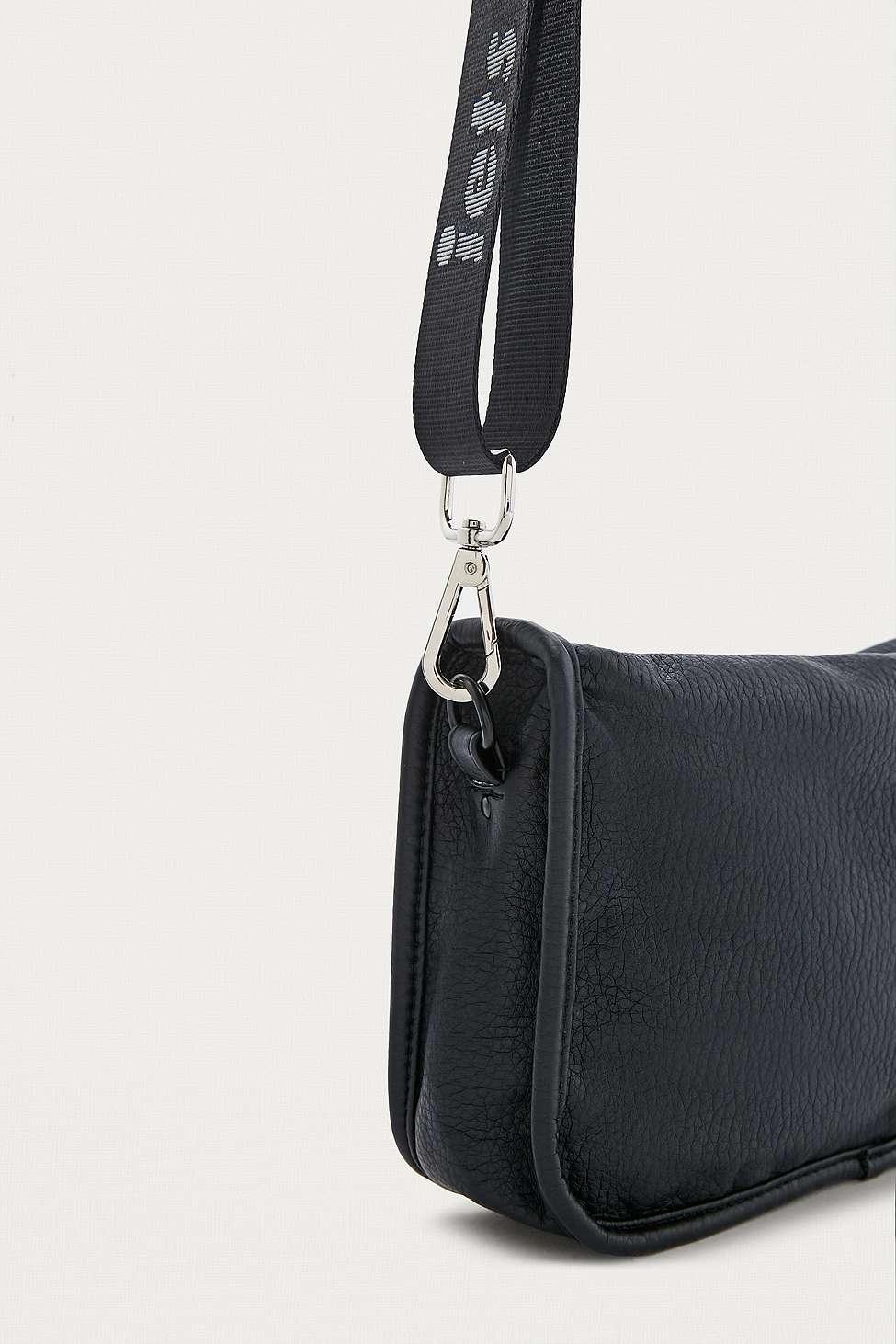 iets frans…  Detachable Bag Strap, Black