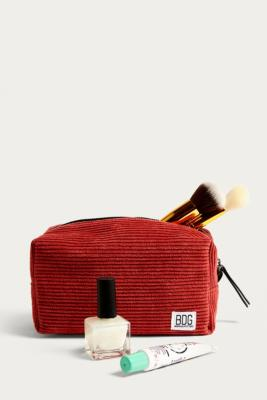 BDG - BDG Brick Corduroy Make-Up Bag, Orange