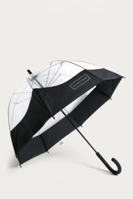 Hunter Original Black Moustache Umbrella by Hunter