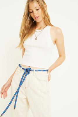 Climbing Rope Belt by Urban Outfitters