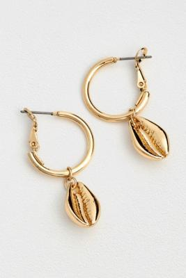 Pendants D'oreilles Coquillages by Urban Outfitters