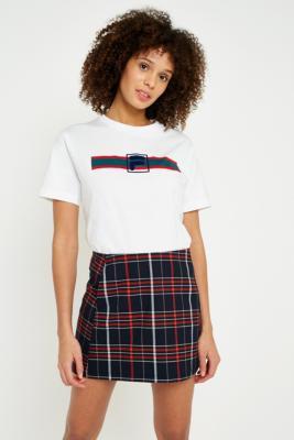 Fila - FILA White Logo T-Shirt, White
