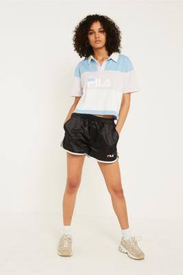 Fila - FILA Blanche Black Shorts, black
