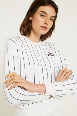 Fila - FILA Parker Stripe Sweatshirt, assorted