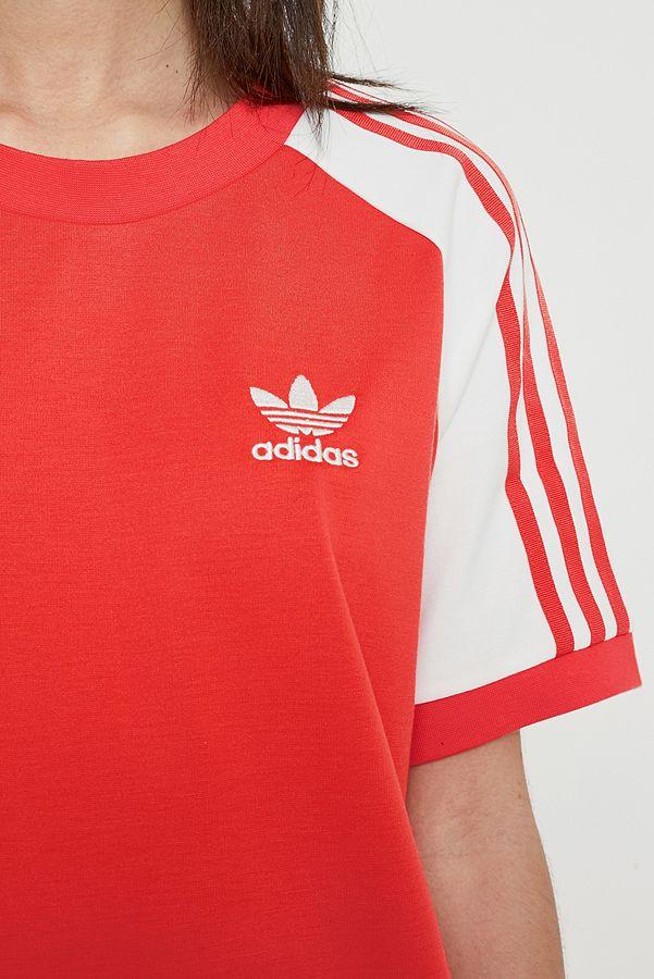 adidas rouge tshirt