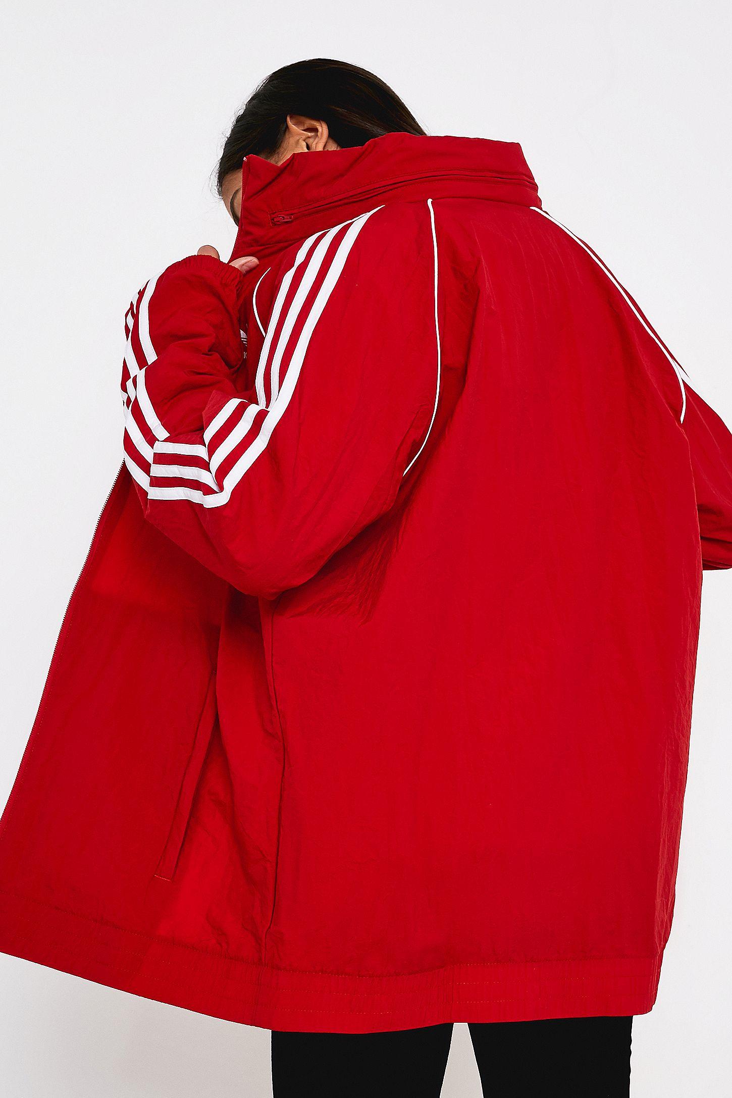 Survêtement Sst Coupe Originals Rouge De Urban Adidas Veste Vent gtxF1