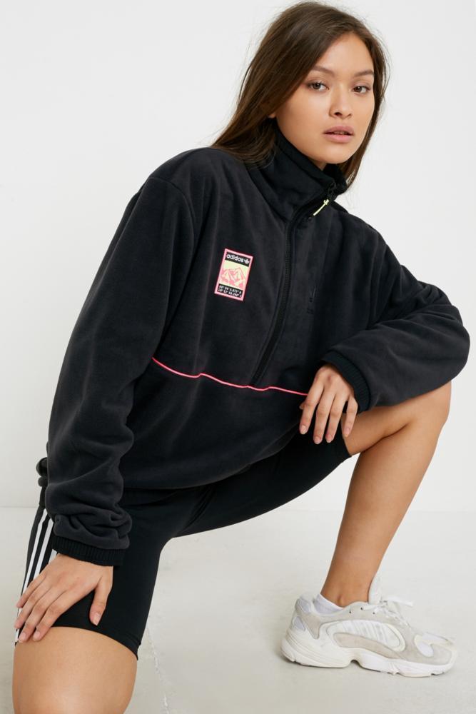 adidas fleece urban outfitters